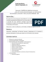 Info Certificación Diseño de Cursos- COL CONS 2017.Docx
