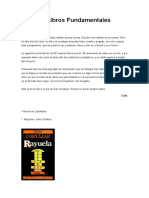 50 Libros Fundamentales