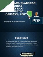 Informe Estadistico Descriptivo (Secundaria)