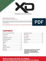 Spring Field XD Manual
