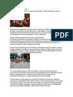 Danzas Folcloricas de Mexico, Centro y America Del Sur
