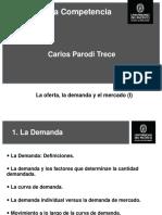 Microeconomia_Oferta y Demanda
