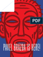 Pavel Brazda is Here - catalogue