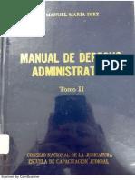Manual de Derecho Administrativo Tomo 2