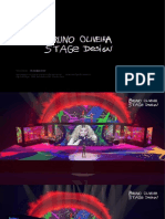 Bruno Oliveira Stage Designs