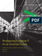 Accenture.reimagining Enterprise IT for an Uncertain Future