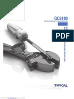 Typical gc6180 manual