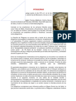 Biografía de Filósofos Griegos