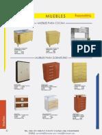 Catalogo Muebles 2014-2015