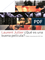 Jullier Laurent ¿Que Es Una Buena Pelicula¿ 230 Copias