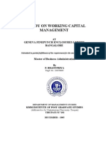 Working Captital