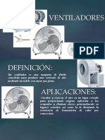 Ventiladores y Extractores