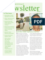Group 48 Newsletter - September 2010