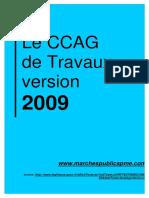 Ccag Travaux 2009 PDF[1]