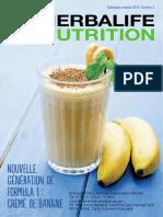 Catalogue produits Herbalife sur Tahiti (Ete 2017 n°60) En cours