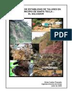 PROYECTO DE ESTABILIDAD DE TALUDES EN El SALVADOR.pdf