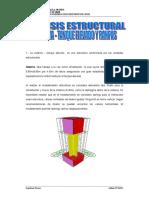 Memoria de Calculo - Cisterna, Tanque Elevado y Rampas
