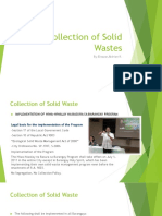 Collection of Solid Wastes