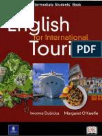 English f0r International Tourism