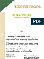 Balanza de Pagos - Argentina