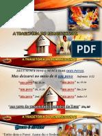 Eu - 1º Seminário - o Remanescente de Deus Através Dos Tempos