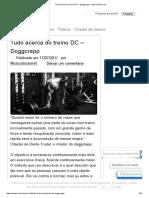 Tudo Acerca Do Treino DC - Doggcrapp - Musculacao