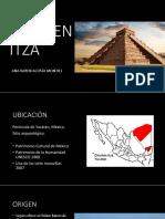 Arquitectura de Chichen Itza