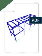Modelo Extruido Estructura
