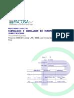 PE-5116004110-OC-04.00 Fabricación e Inst de Enfierradura