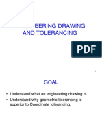 Engineering Drawing and Tolerancing