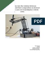 Project Robot Arm