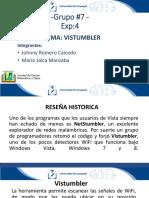 Diapositivas- Vistumbler