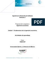 U1 Actividades de Aprendizaje u1 [216038]