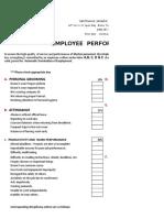 Employees Performance Checklist..New.xlsx OJH