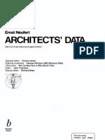 Neuferts Architects Data Pdf