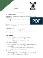 Resumen Polinomios