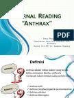 Presentasi Antrhrax