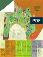 Mapa Bioparc Fuengirola