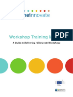 Heinnovate Training Manual