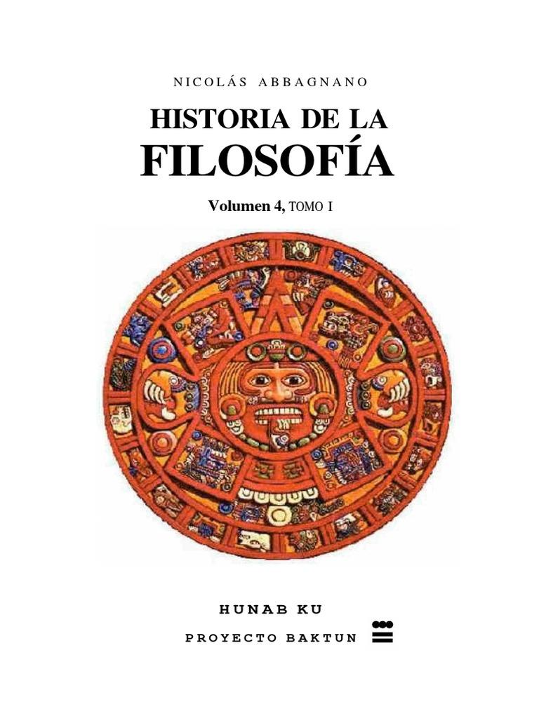 nicolas abbagnano historia de la filosofia pdf volumen 3