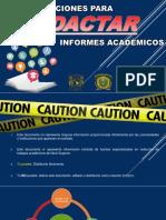 Redacción Académica - Con Ejemplos