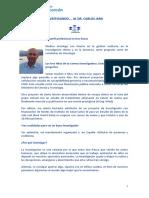 Entrevista de Investigación Dr. Carlos Jara