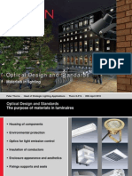 Optical Design and Standards