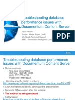 DB Performance
