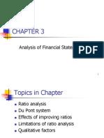 Financial Statement Analysis-Class1
