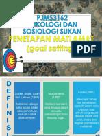 PJMS3162 Psikologi Dan Sosiologi Sukan