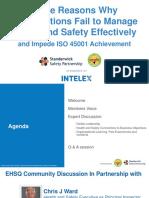 3 Reasons Why Organizations Fail at Safety_May 24_2017