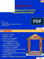 Toyota Production System - Final