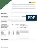 Fiche Autcontrole de Chantier Pour La Pose Dun Systme DETICS