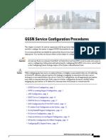 GGSN Service Configuration Procedures